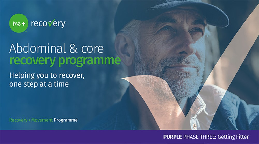 me+ recovery hero image purple phase